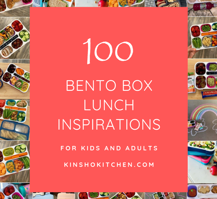 100 Bento Lunch Inspirations
