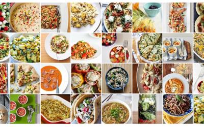 6 Bentos (SALE) + 45 Recipes to Savor Summer