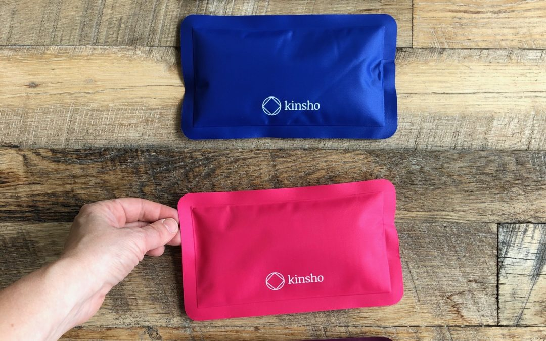 Hug your Lunch! New Eco Ice Packs for Lunch Boxes